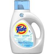 Tide Free & Gentle, HE Turbo Clean, Liquid Laundry Detergent
