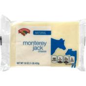 Hannaford Monterey Jack Bar Cheese
