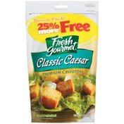 Fresh Gourmet Classic Caesar Premium Croutons