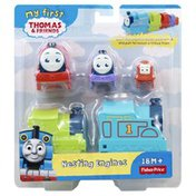 Fisher-Price Toy, Train, Nesting Engines, Thomas & Friends