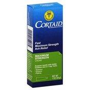 Cortaid Itch Relief, Maximum Strength, Fast, Cream