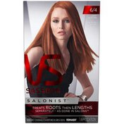 Vidal Sassoon Salonist Permanent 6/4 Light Auburn Hair Colour