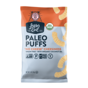 """LesserEvil Paleo Puffs, """"No Cheese"""" Cheesiness"""