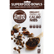Acai Roots Cacao Nibs, Organic, Premium