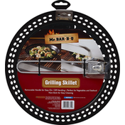 Mr Bar B Q Grilling Skillet