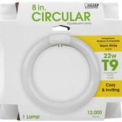Feit Electric Lamp, Fluorescent, Warm White, 22 Watts