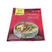 Asian Home Gourmet Spice Paste For Thai Yellow Curry