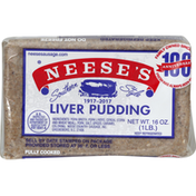 Neeses Liver Pudding, Southern Style
