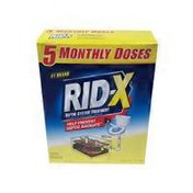 Rid-X Septic Treatment