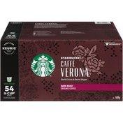 Starbucks Dark Roast Ground Coffee Pods