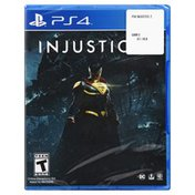 Injustice Game, Injustice 2, PS4