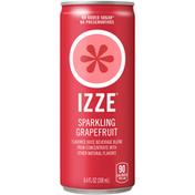 Izze Grapefruit Flavored Beverage