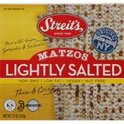 Streit's Matzos, Lightly Salted