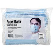 Face Mask Mask, Single Use