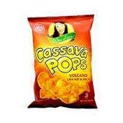 Wai Lana Cassava Pops, Volcano