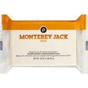 Publix Cheese, Monterey Jack