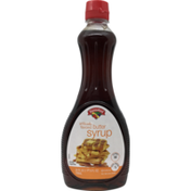Hannaford Butter Flavored Pancake Syrup