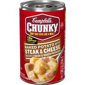 Campbell's® Chunky® Baked Potato with Steak and Cheese Soup