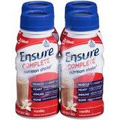 Ensure Complete Vanilla Nutrition Shake