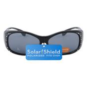 Solar Shield Polarized Fits Over Lenses Fashion Size L