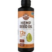 Manitoba Harvest Hemp Seed Oil, 12 g Omegas 3 & 6
