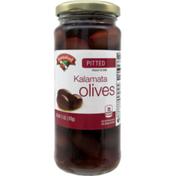 Hannaford Pitted Kalamata Olives