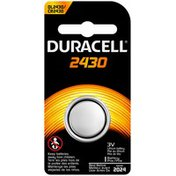 Duracell Lithium Coin Button Battery, Specialty Batteries