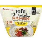 House Foods Noodle Soup, Japanese-Style, Tonkotsu Pork Bone Flavor