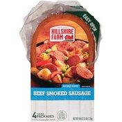 Hillshire Farm Beef Smoked Sausage Rope, 48 oz. Bundle Pack