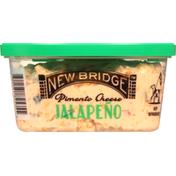 New Bridge Pimento Cheese, Jalapeno