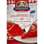 Calhoun Bend Mill Strawberry Pie Mix