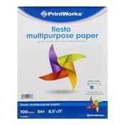 PrintWorks Fiesta Multipurpose Paper 24lb