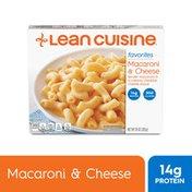 Lean Cuisine Favorites Macaroni & Cheese Frozen Meal