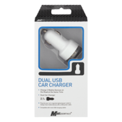 MobilEssentials Dual USB Car Charger