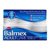 Balmex Adult Care Rash Cream