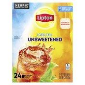 Lipton Iced Tea K-cup Pods Unsweetened Black Tea