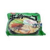 Nissin Tonkotsu Artificial Pork Flavor Instant Noodles