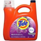 Tide Plus Febreze Freshness Spring & Renewal HE Turbo Clean Liquid Laundry