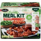 Stouffer's Complete Family Meal Kit Braised Pork Frozen Dinner