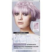 Feria Permanent Haircolour, Creme, Smokey Lavender P12