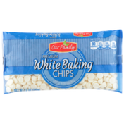 Our Family Premium White Baking Chips