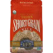 Lundberg Family Farms Rice, Brown, Organic, Short Grain