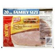 Oscar Mayer Turkey Breast & White Turkey, Honey Smoked, Family Size