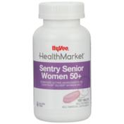 Hy-Vee Healthmarket, Sentry Senior Women 50+ Multivitamin & Multimineral Supplement Tablets