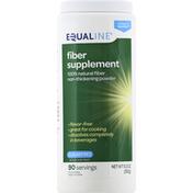 Equaline Fiber Supplement, Sugar Free, Flavor-Free