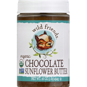 Wild Friends Sunflower Butter, Chocolate