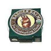 Badger Organic Balm for Hardworking Hands