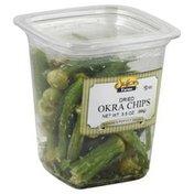 Setton Farms Okra Chips, Dried
