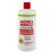 Nature's Miracle Stain & Odor Remover Just For Cats