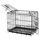 Precision Pet Products Great Crate Black